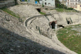 The Amphitheatre of Durres