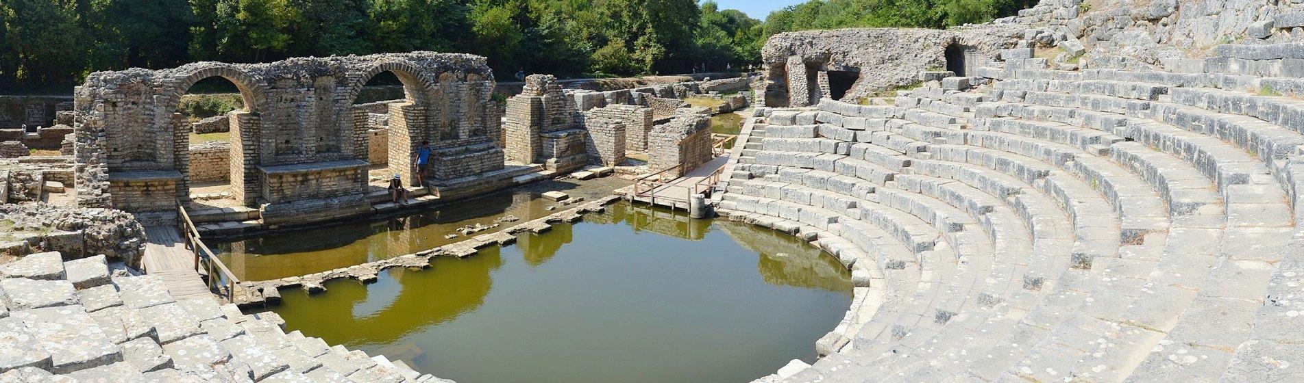 Amphitheater of Butrint