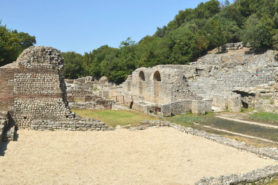 Ancient city of Butrint