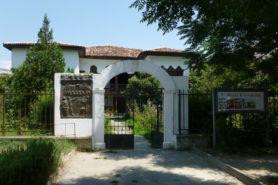 Ethnographic museum in Elbasan