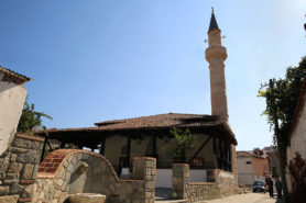 King's mosque in Elbasan