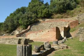 The odeon of Apollonia