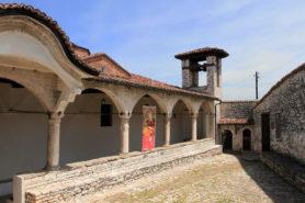 Onufri's museum in Berat