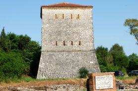 Venetian tower in Butrint