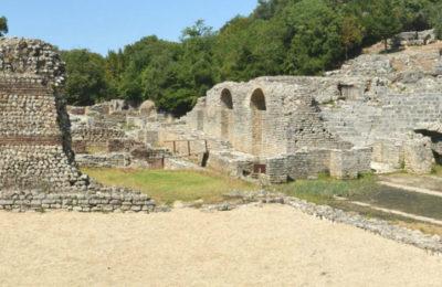 Ancient city of Butrint