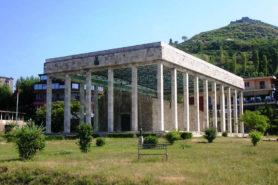 St. Nicholas Church in Lezhe (Skanderbeg's Mausoleum)