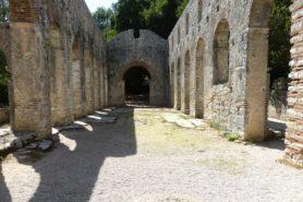 Great Basilica, Butrint