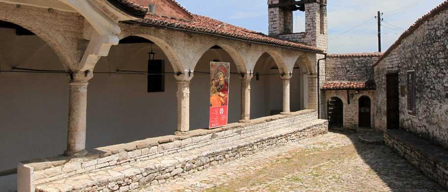 Onufri Museum, Berat